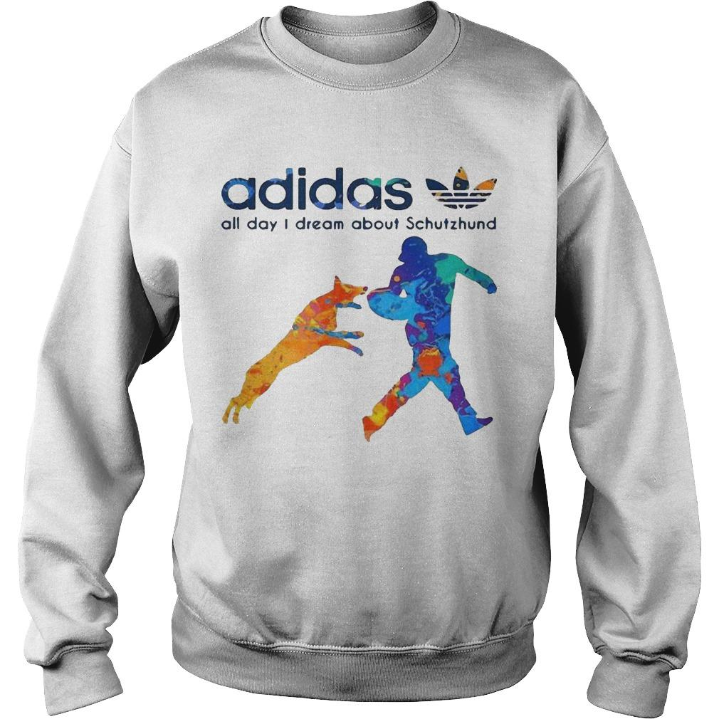 Adidas All Day I Dream About Schutzhund Sweater