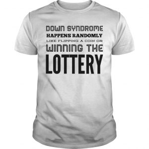 Down Syndrome Happens Randomly Like Flipping A Coin Or Winning The Lottery