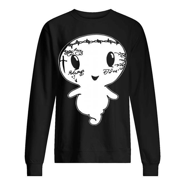 Ghost Casper Post Malone Sweater