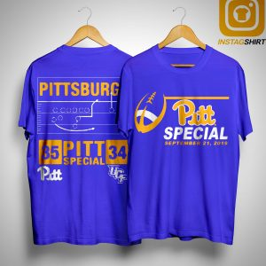 Pittsburgh Panthers Pitt Special 2019 Shirt