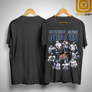 Cowboys All Time Greats Shirt