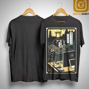 Programmer Samurai No 2 Shirt