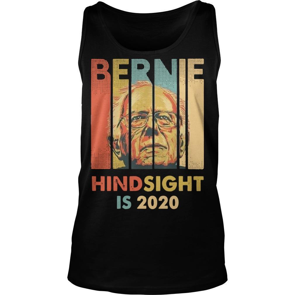 Hindsight Is 2020 Bernie Sanders T Tank Top