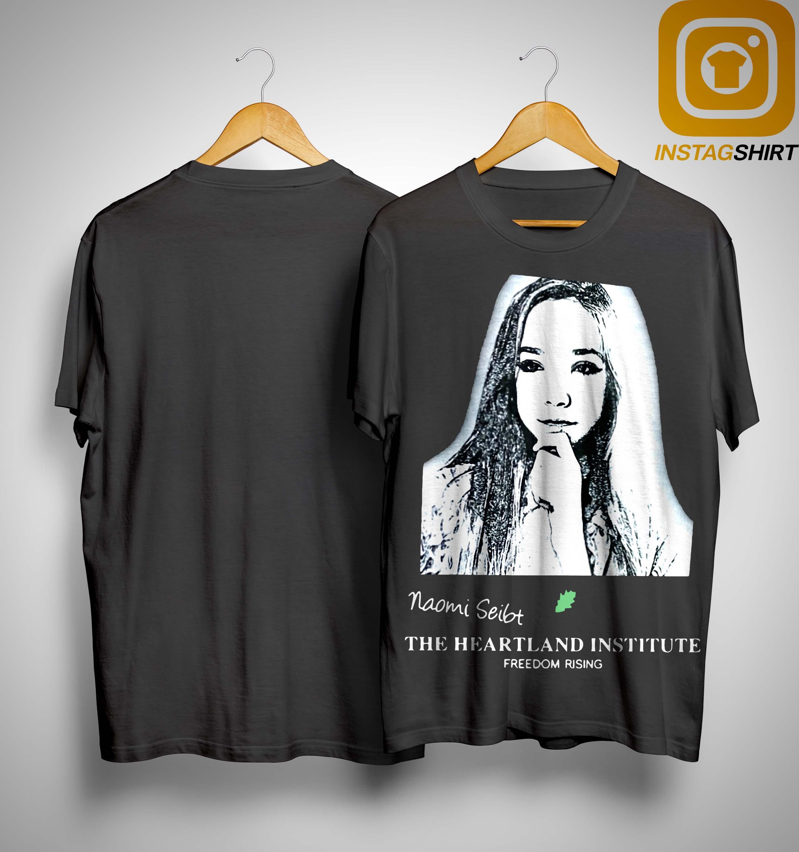 Naomi Seibt Anti Greta Thunberg T Shirt