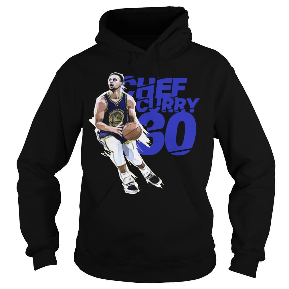 Stephen Curry 30 T Hoodie