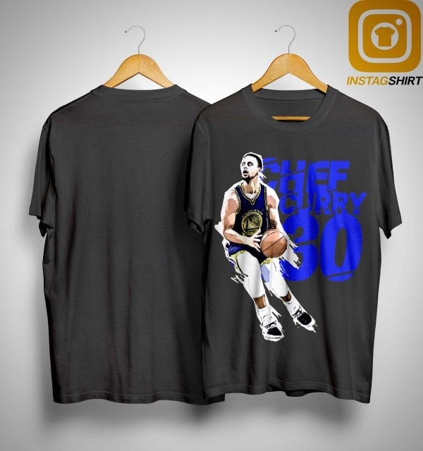 Stephen Curry 30 T Shirt