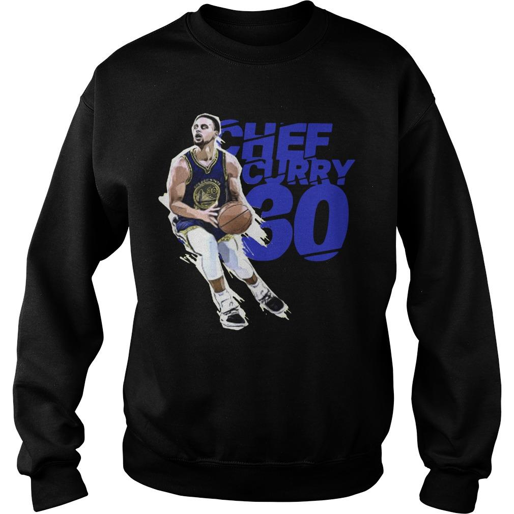 Stephen Curry 30 T Sweater
