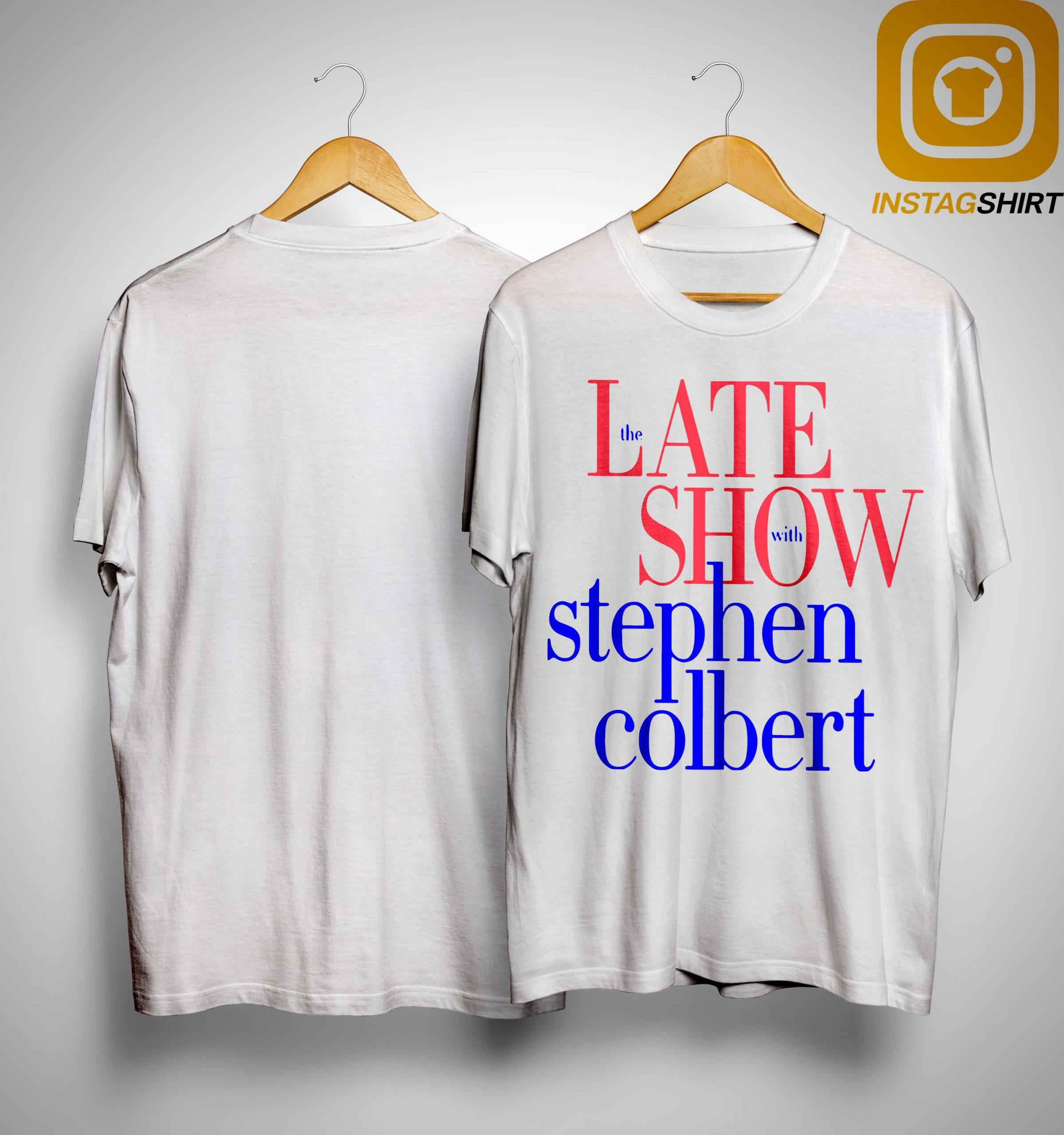 Colbertlateshow Com Tee Shirt