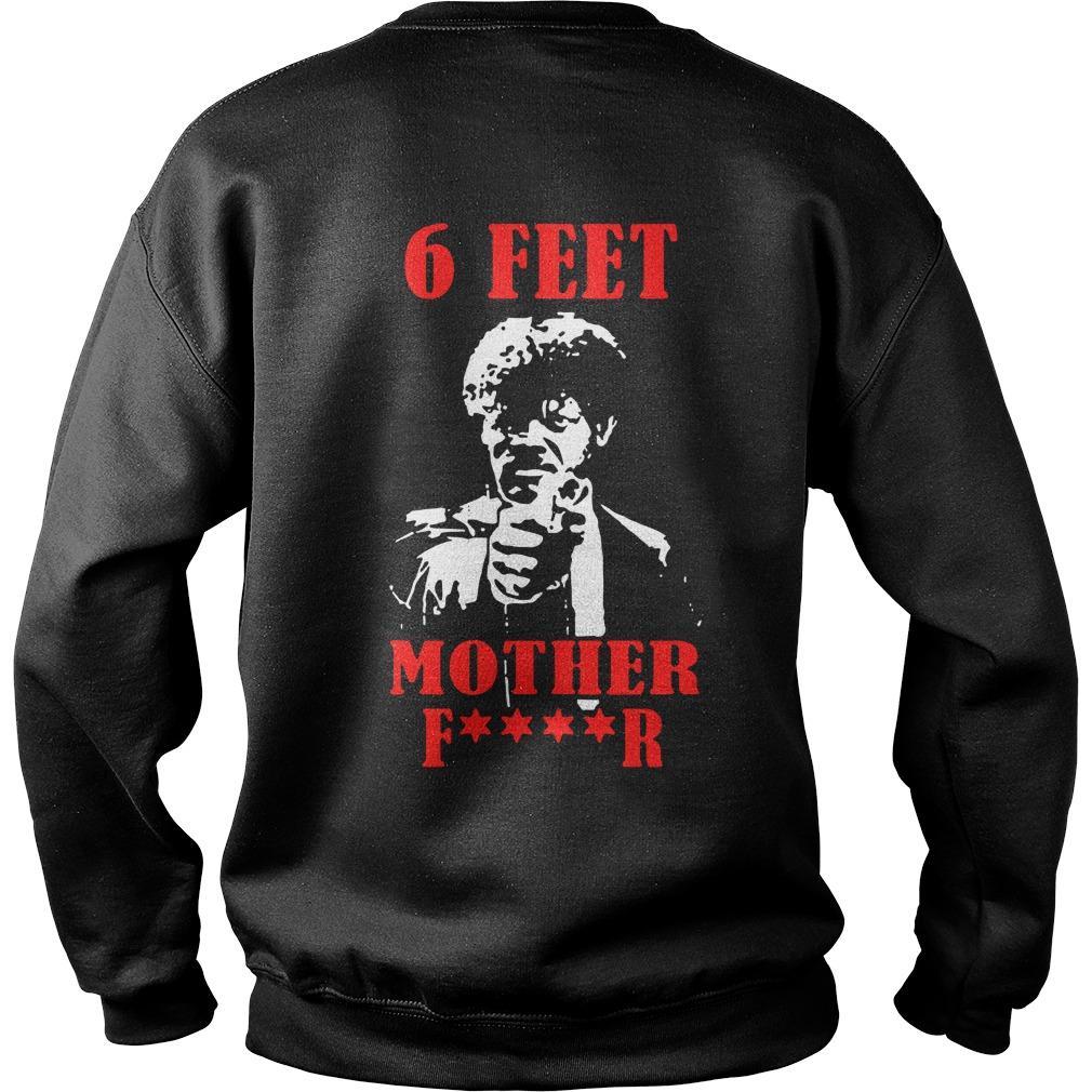 Samuel L Jackson 6 Feet Mother Fucker Sweater