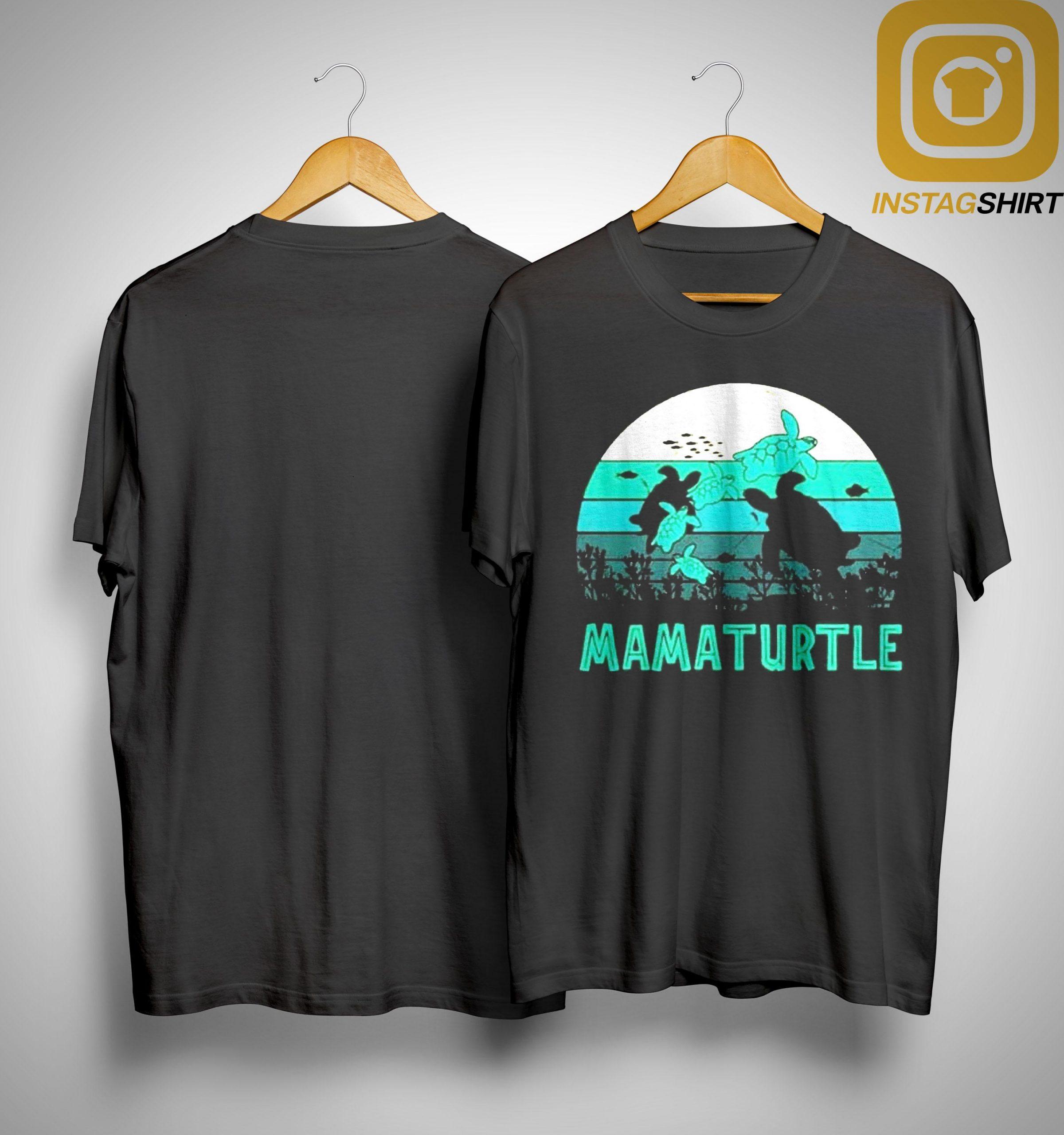 Vintage Mamaturtle Shirt