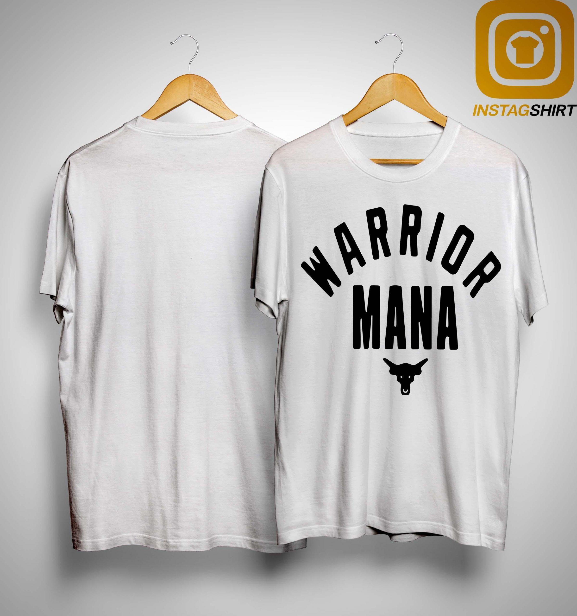 Warrior Mana Shirt