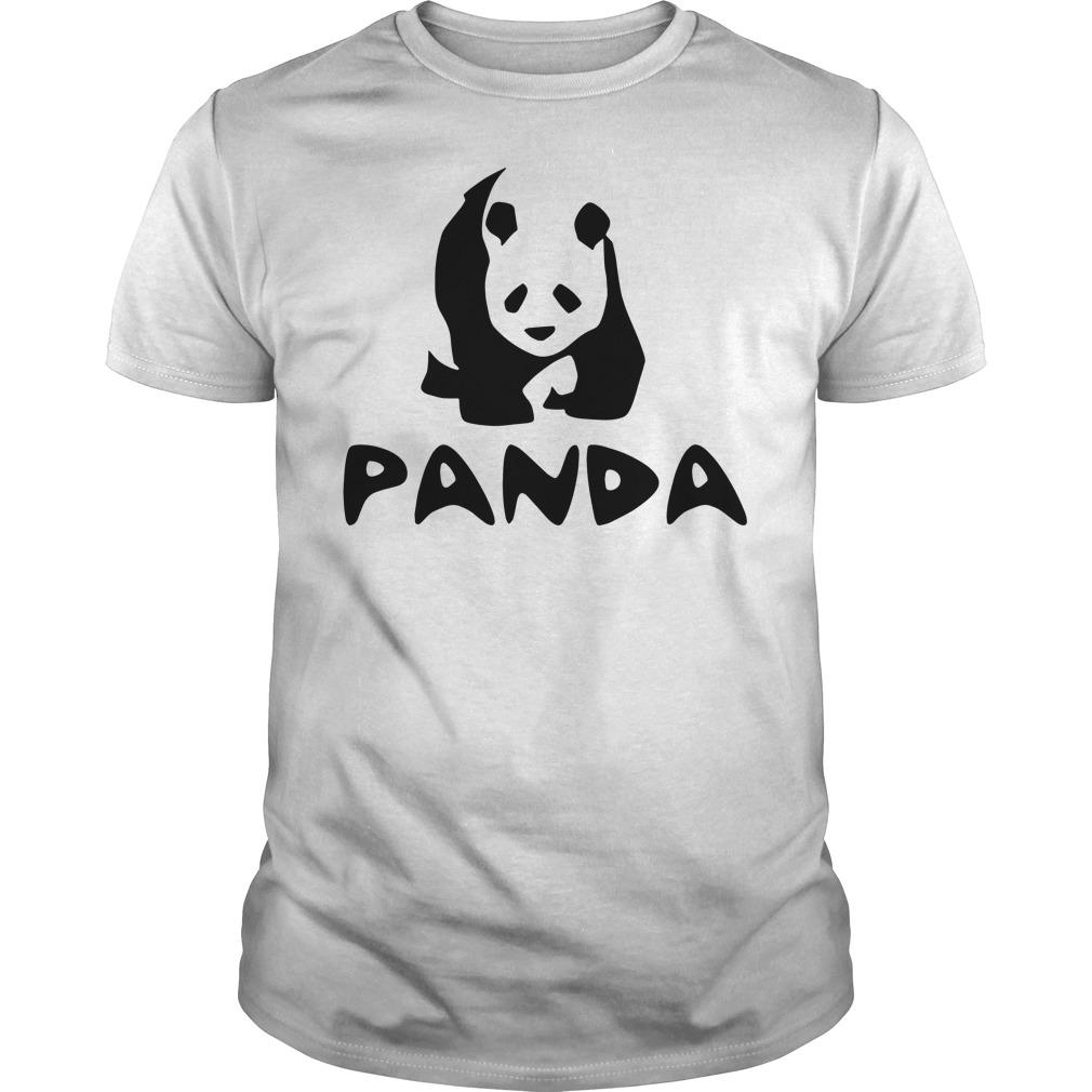 Black Panda Shirt