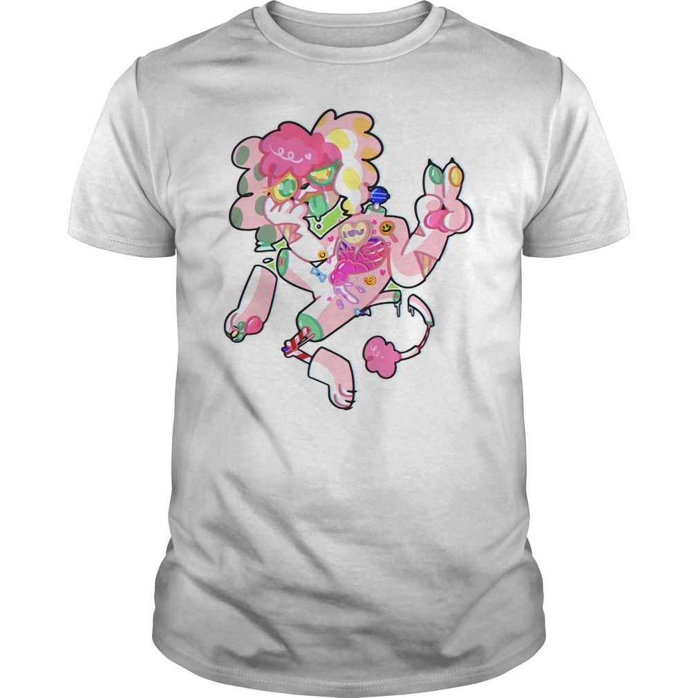 p9 candygore t-shirt