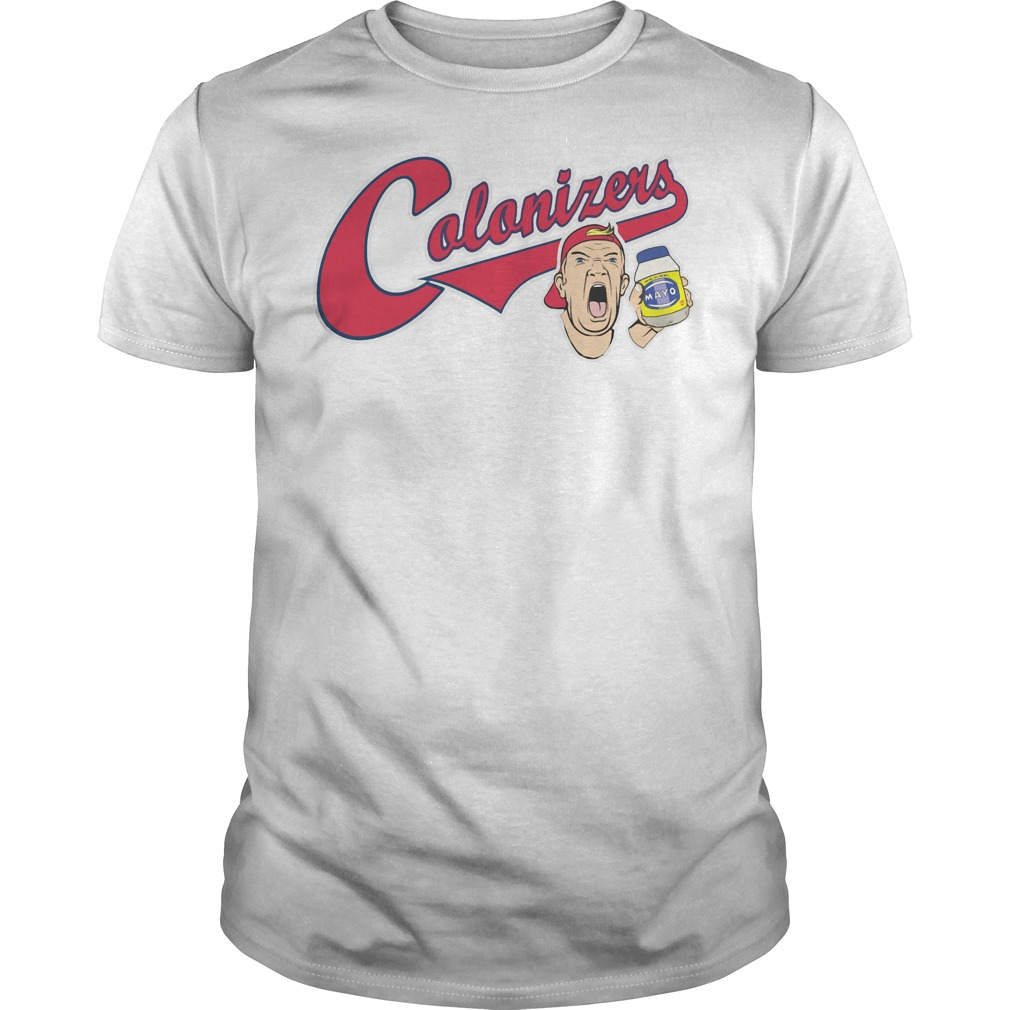 Team Colonizer Mayo Shirt