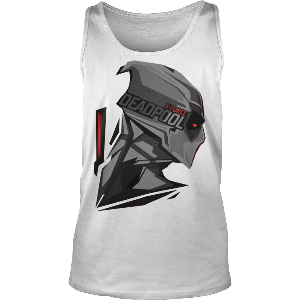 Deadpool X Force Tank Top