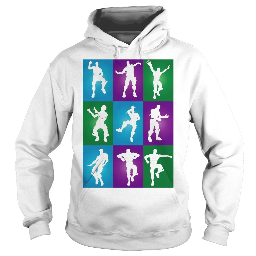 Fortnite Dances Hoodie