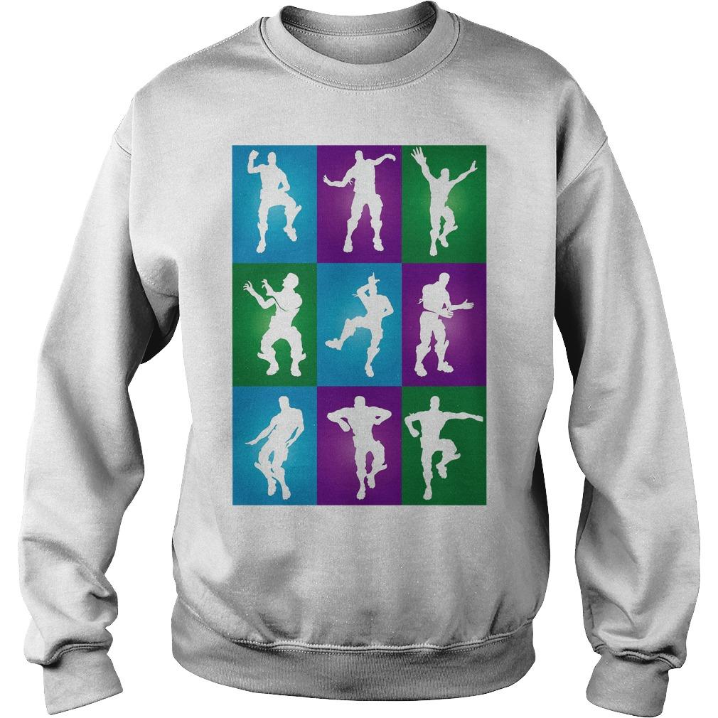 Fortnite Dances Sweater
