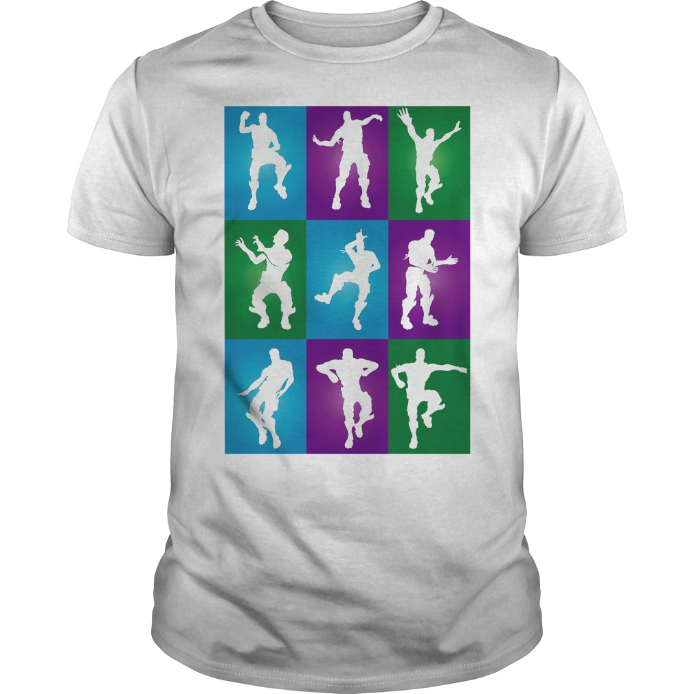 Fortnite Dances Shirt