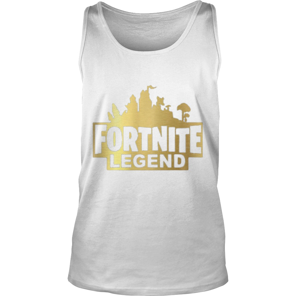 Fortnite Legend Ladies Tank Top
