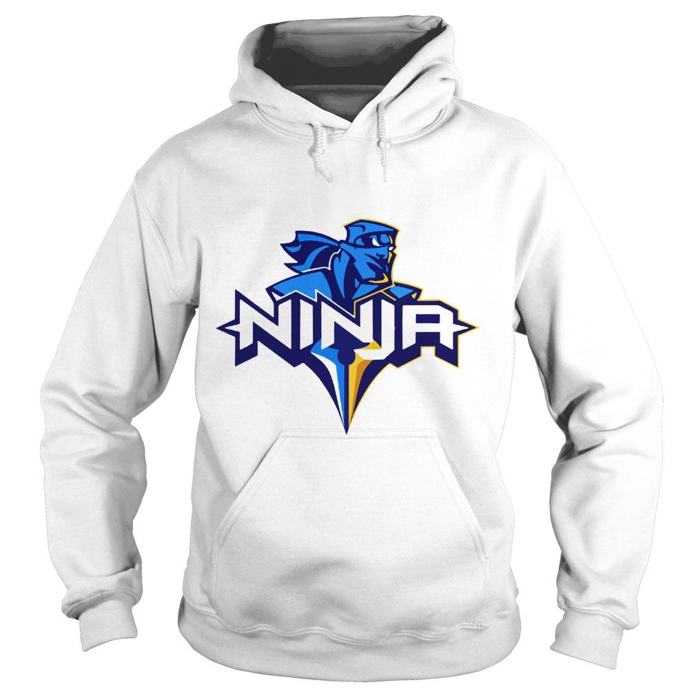 Ninja Merch Fortnite White Hoodie
