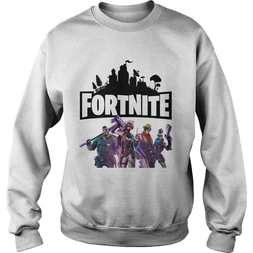 Fortnite Save The World Sweater