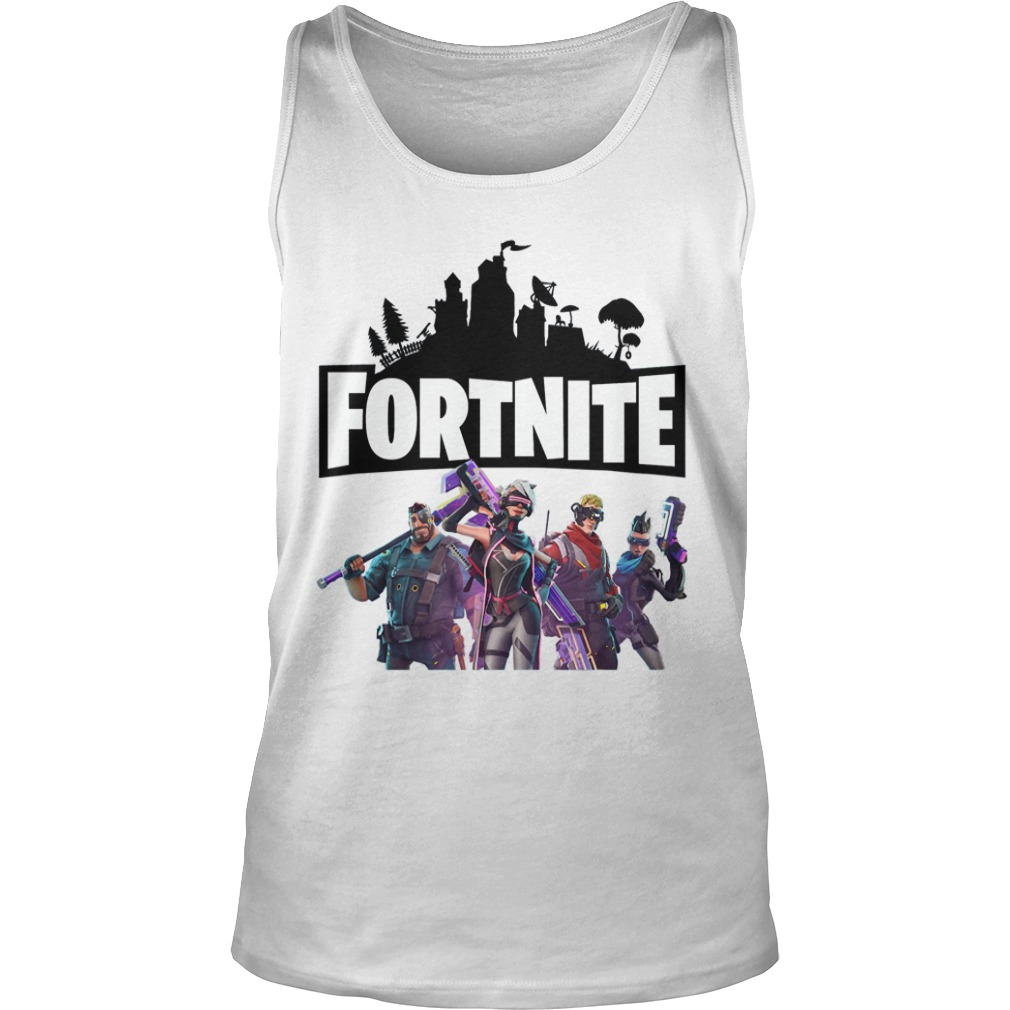 Fortnite Save The World Tank Top