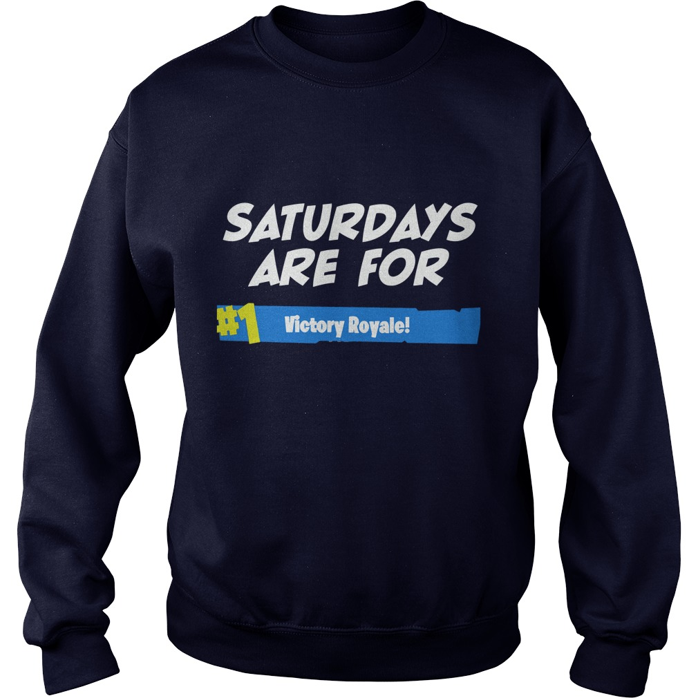 Fortnite Victory Royale Sweater