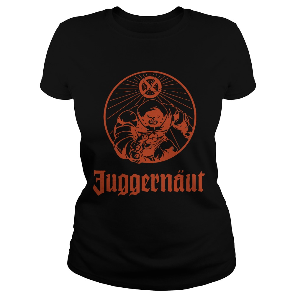 Juggernaut Deadpool Ladies