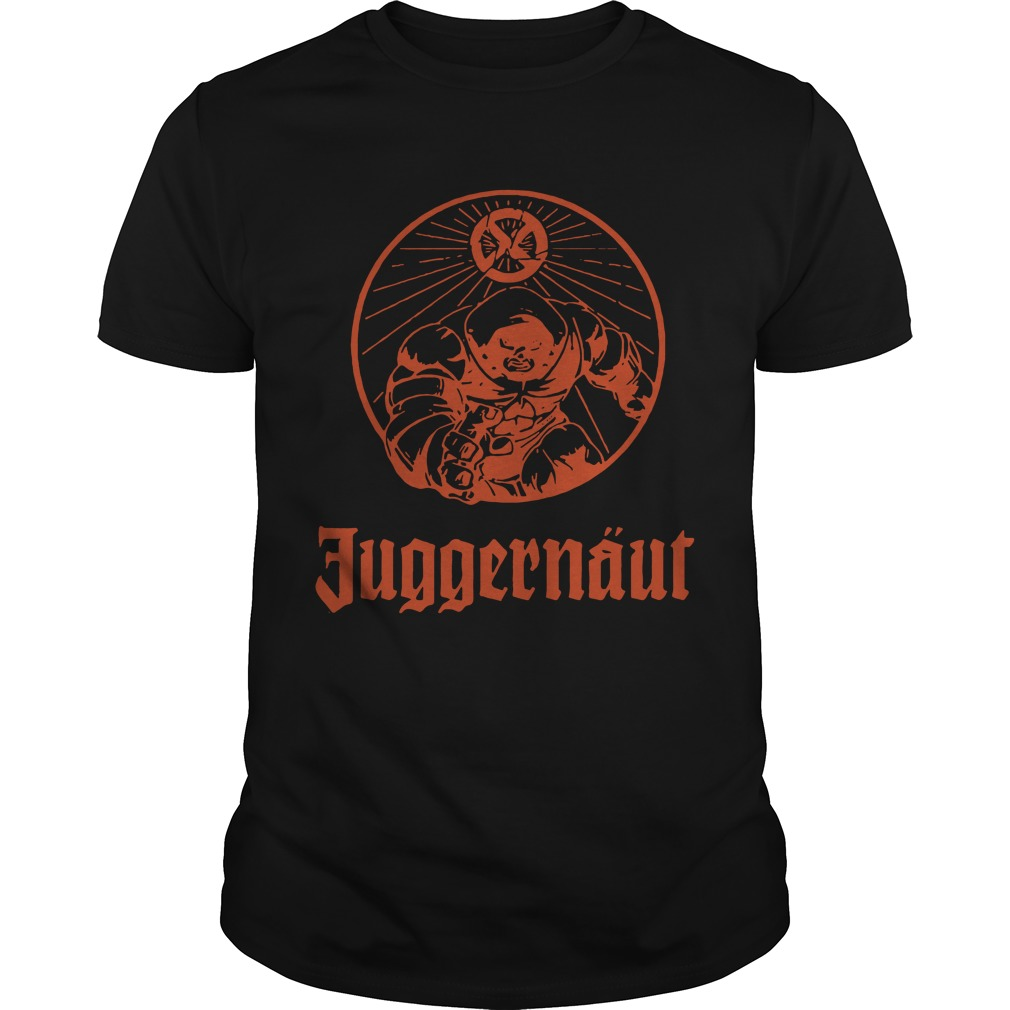Juggernaut Deadpool Shirt