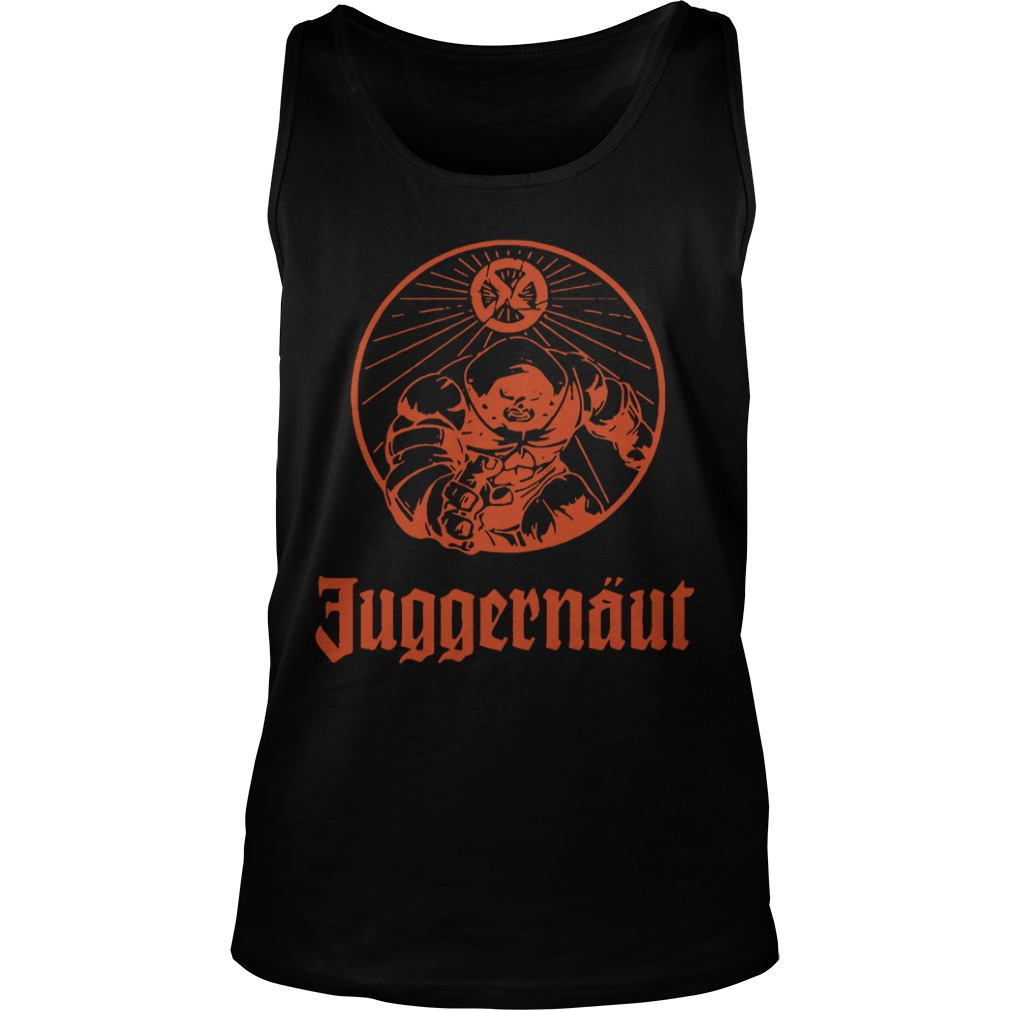 Juggernaut Deadpool Tank Top