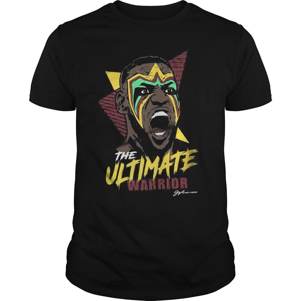 Lebron James Ultimate Warrior T Shirt