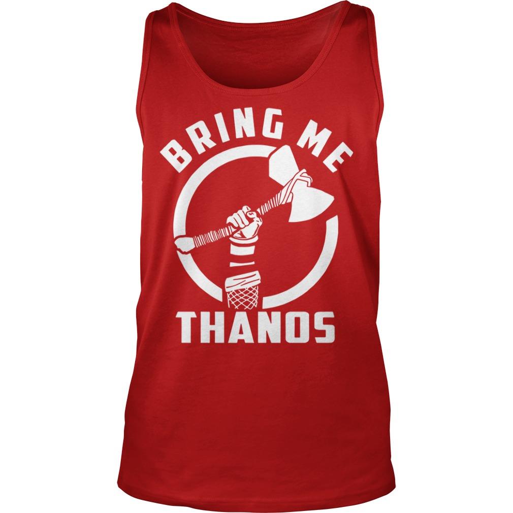 Bring Me Thanos Tank Top