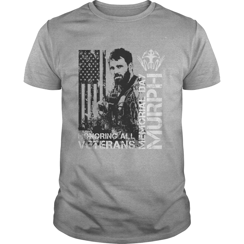 Memorial Day Murph Shirt