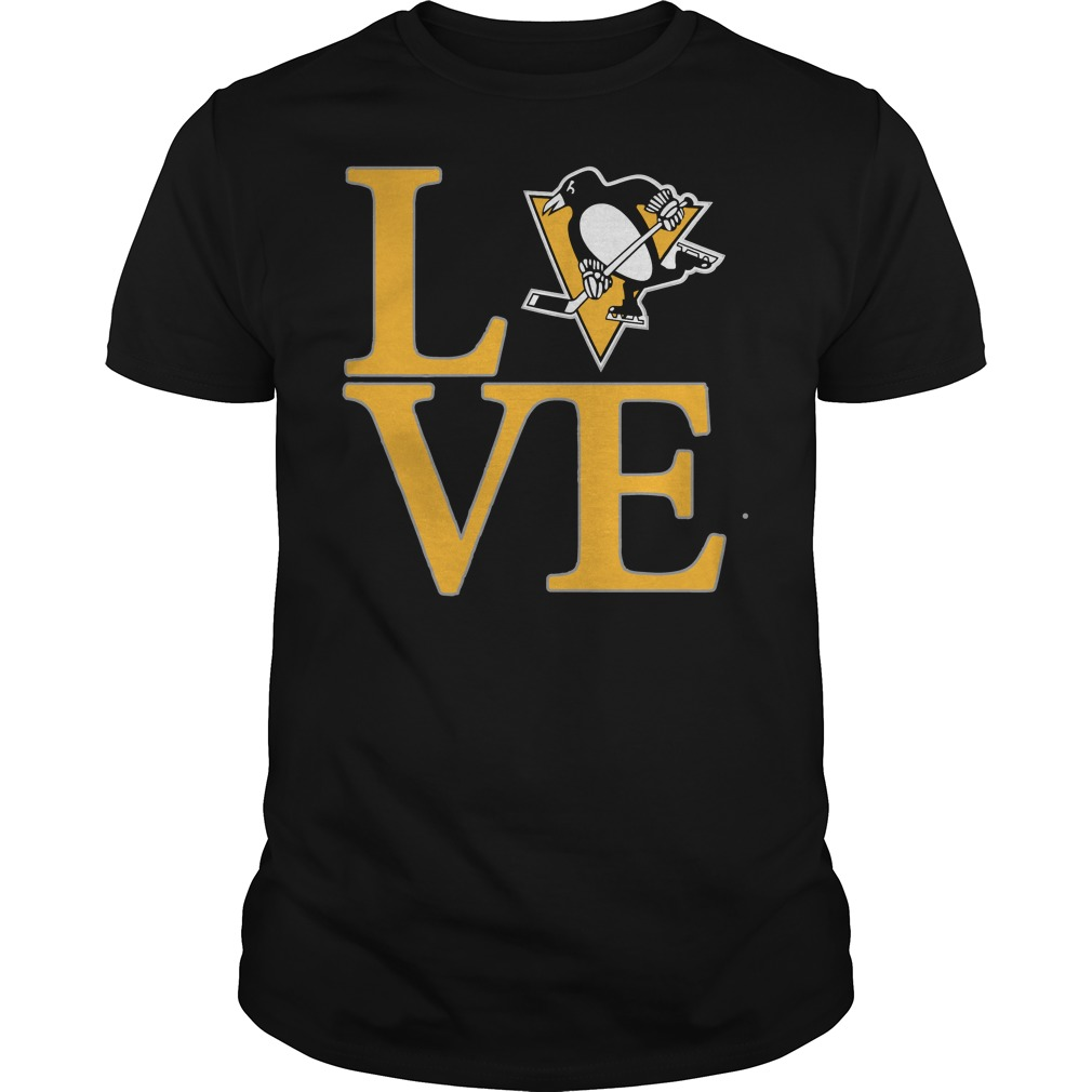 Pittsburgh Penguins Shirt