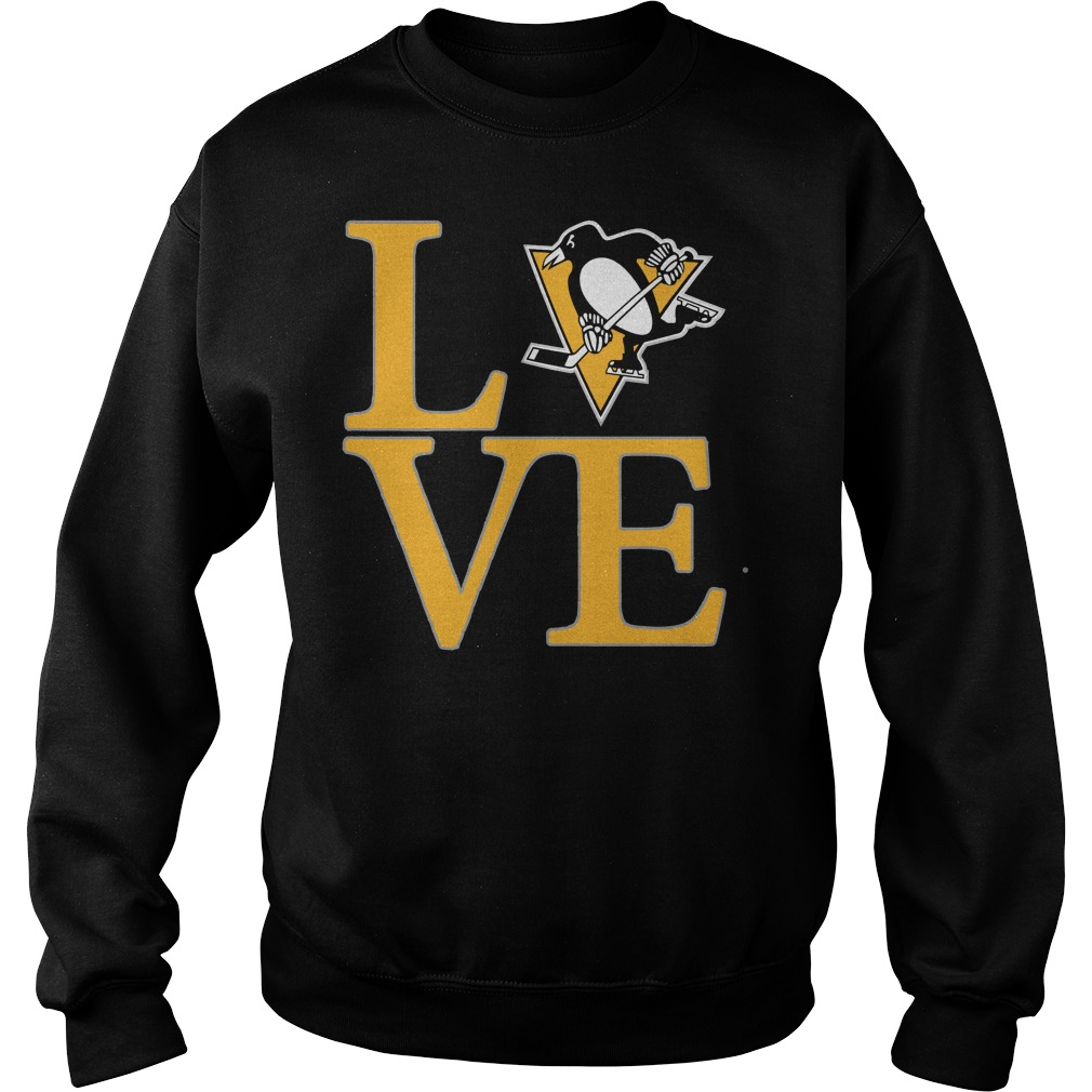 Pittsburgh Penguins Sweater