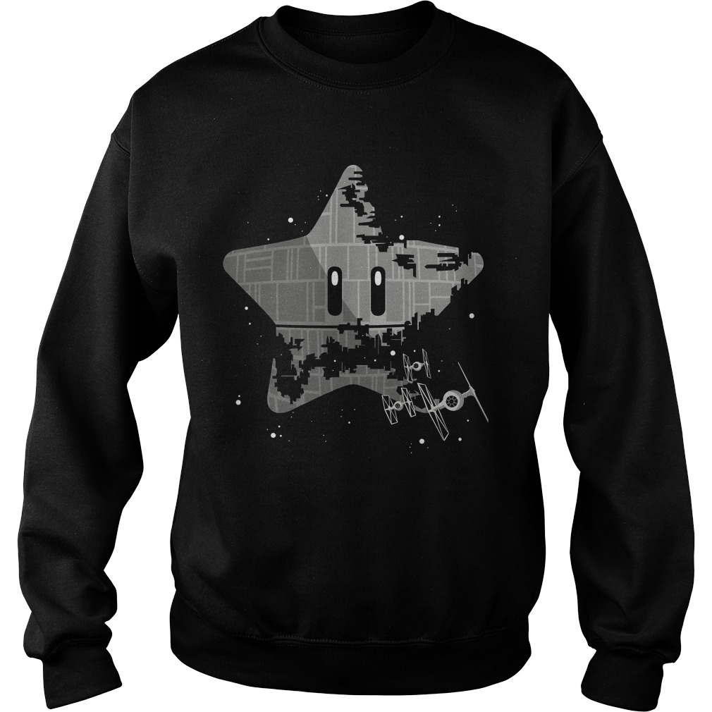 Super Death Star Star Wars Sweater