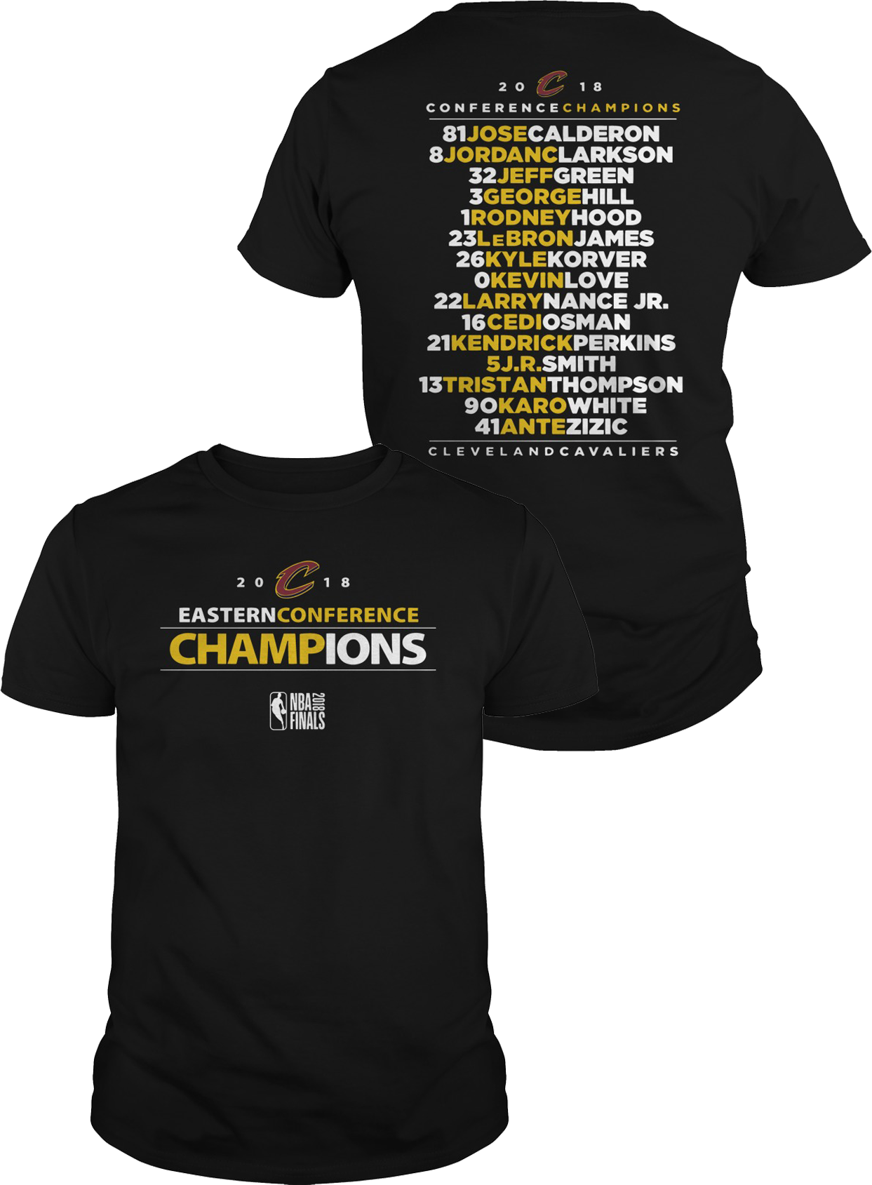 Cavs Eastern Conference Champs Shirt 2055311fe6