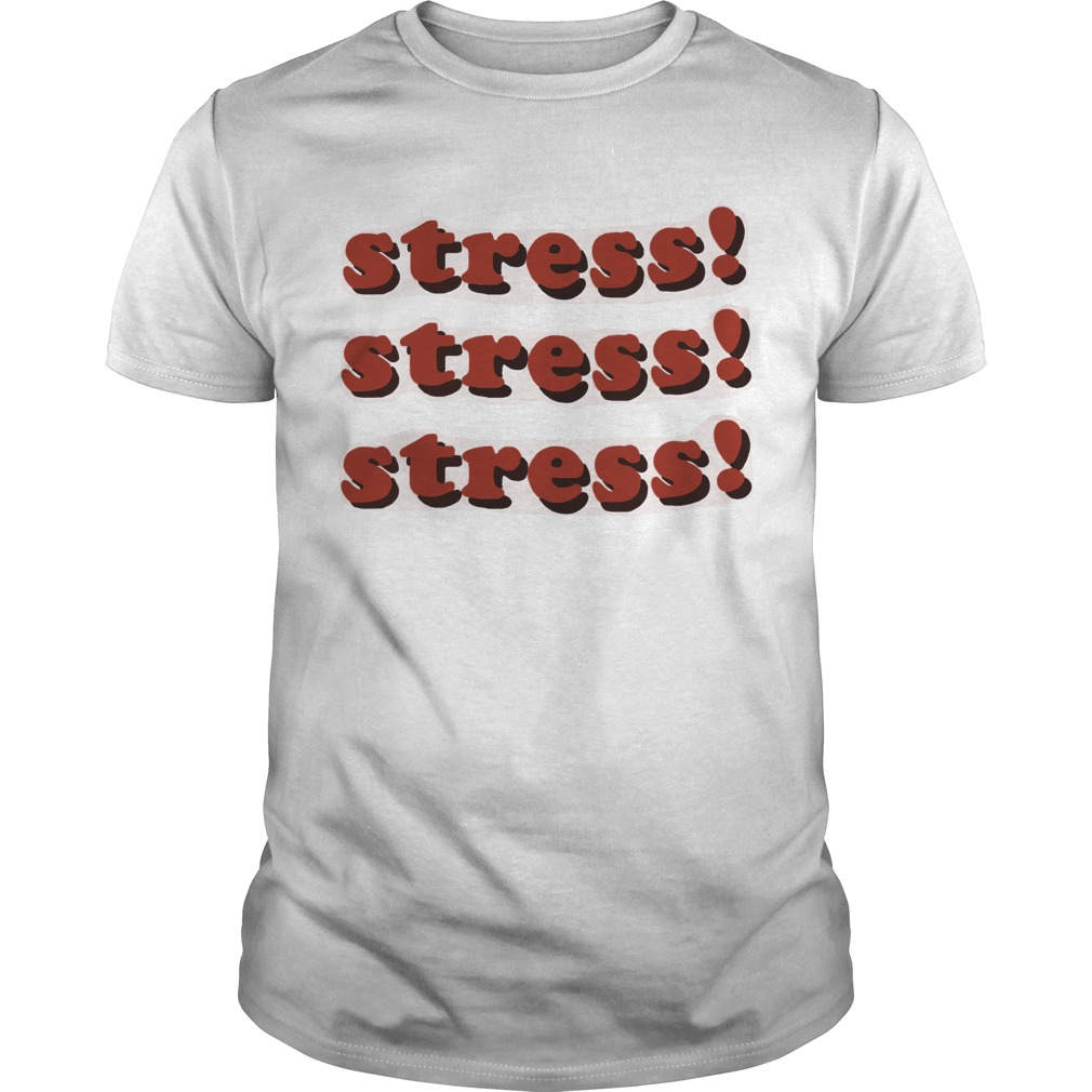 Stress Ringer Shirt