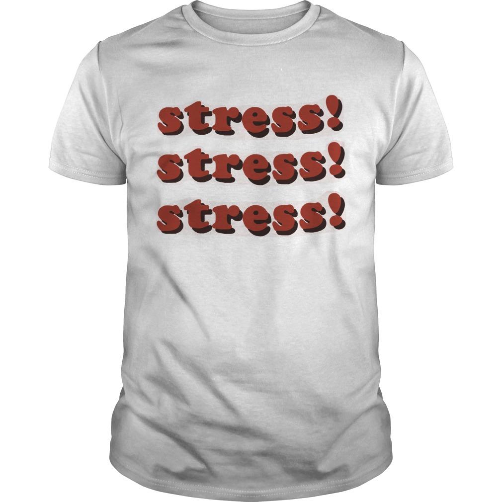 Stress Ringer Shirt