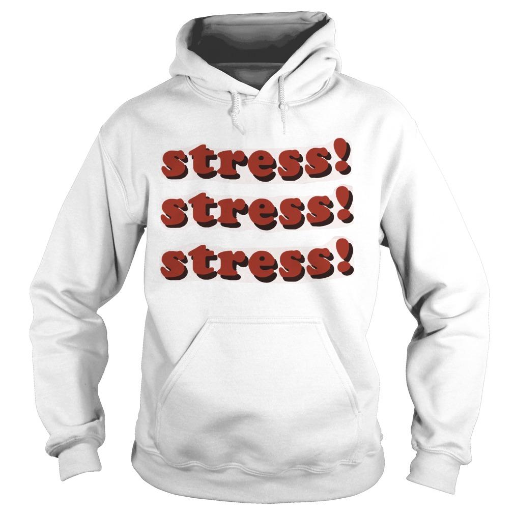 Stress Ringer Hoodie