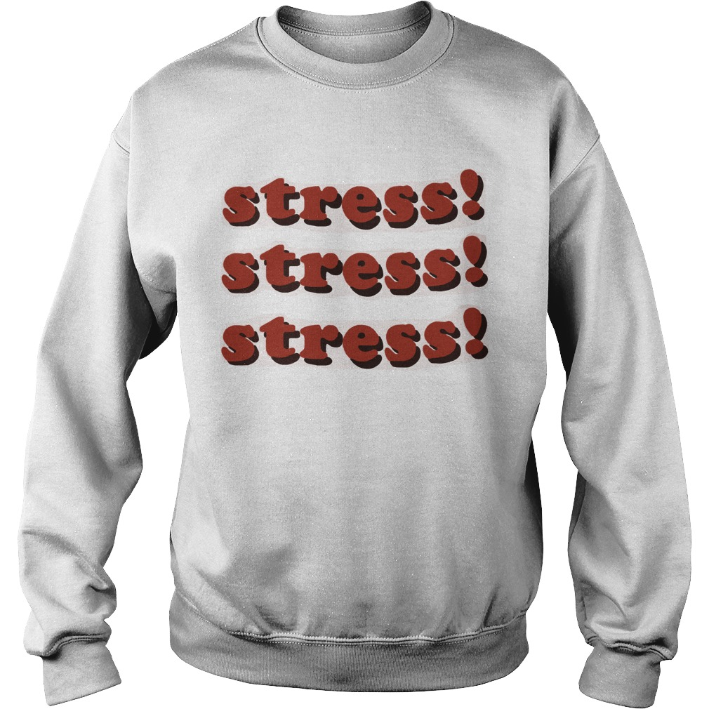 Stress Ringer Sweater