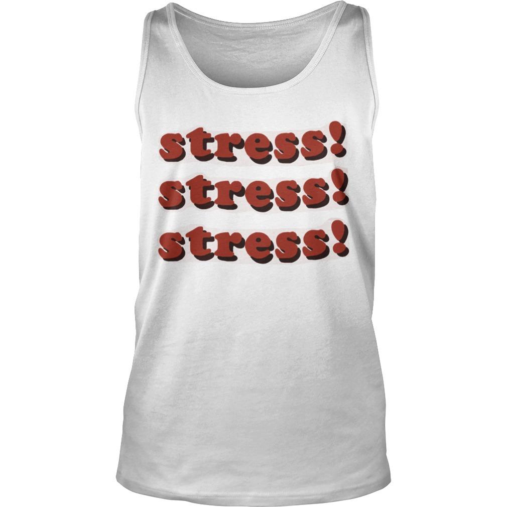 Stress Ringer Tank Top