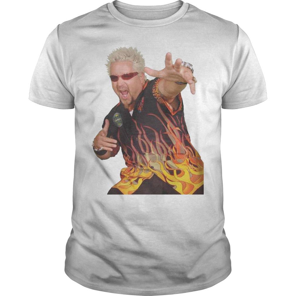 Anthony Bourdain T Shirt