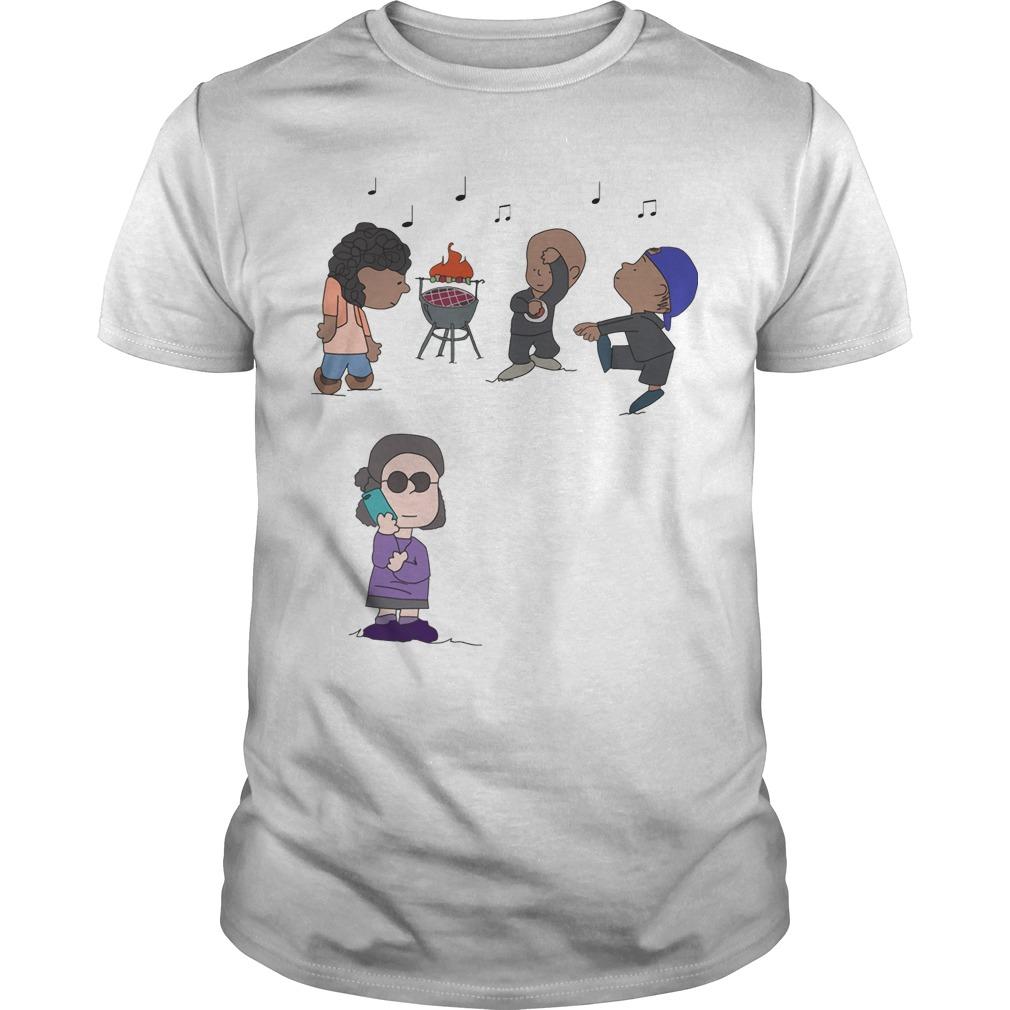 Family Bbq Funny Shirt