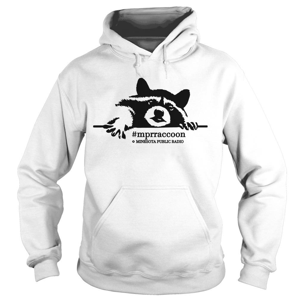 Mpr Raccoon Hoodie