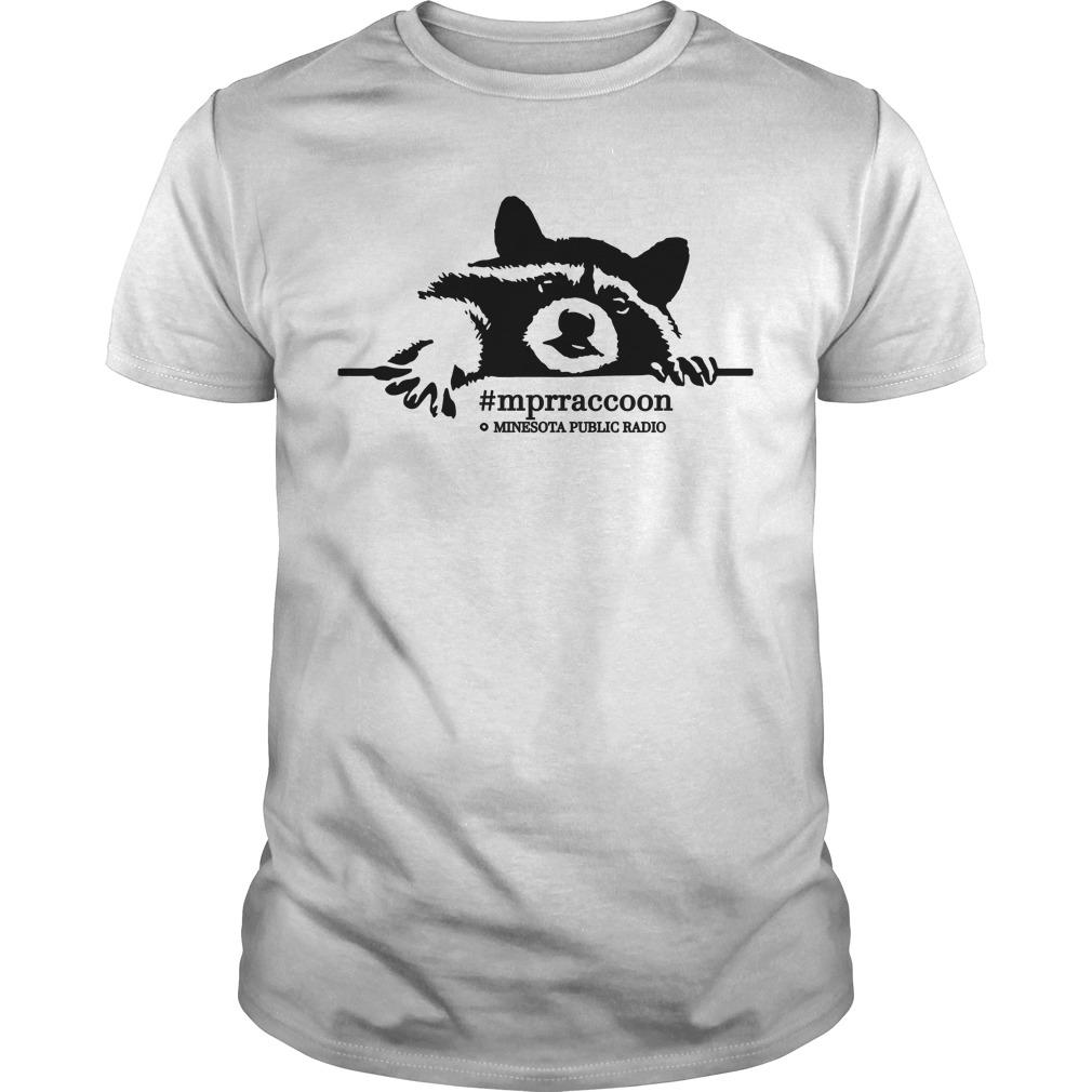 Mpr Raccoon Shirt