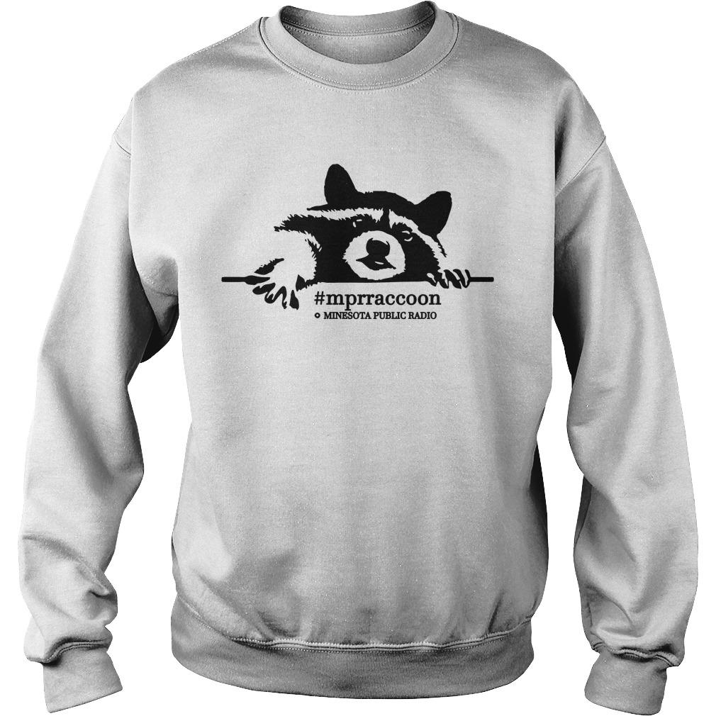 Mpr Raccoon Sweater