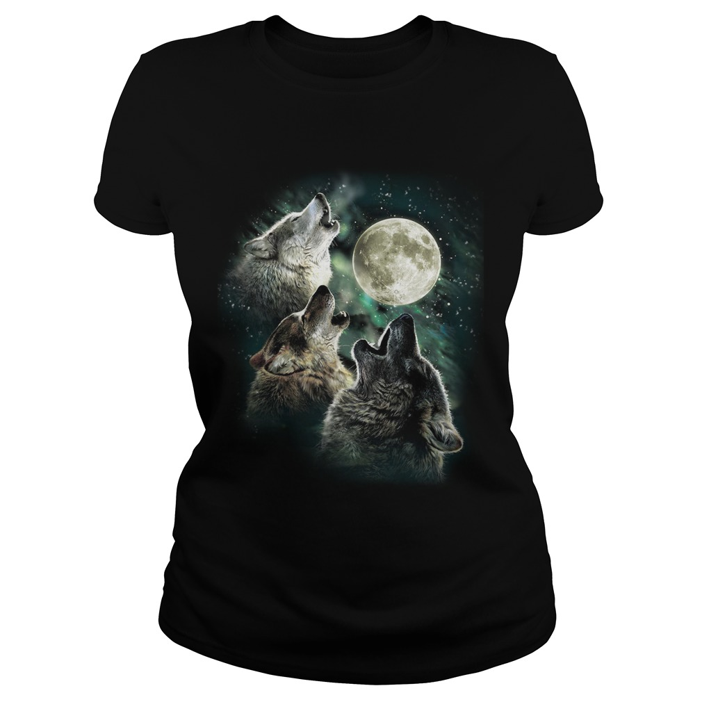 Three Wolf Moon Ladeis