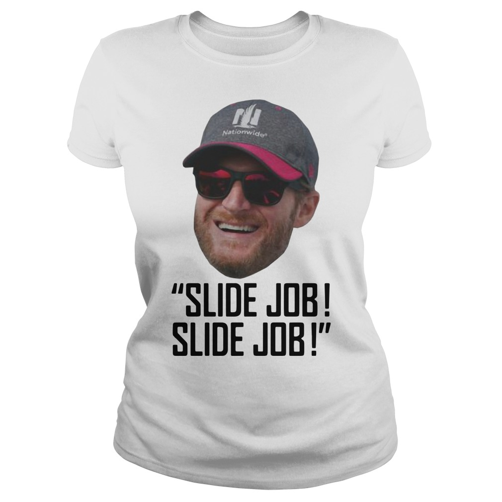 Dale Earnhardt Jr Slide Job! Slide Job Ladies