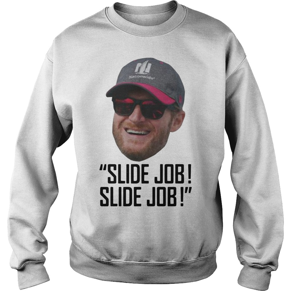 Dale Earnhardt Jr Slide Job! Slide Job Sweater